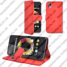Wholesale Wiko case Wallet leather case for Wiko Sunset case