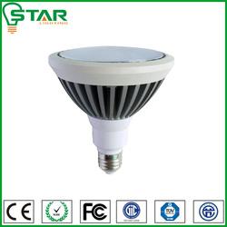 new design aluminum shell 120 degree par30 led light