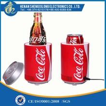 USB mini fridge table top mini drink cooler promotion gift