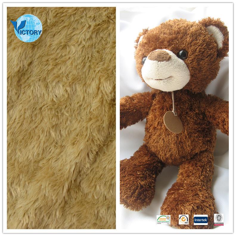 100% poliéster comprar brinquedos de pelúcia tecido de malha de brinquedos, cobertor, roupão de banho, home textile, sapatos