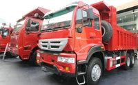 Used HOWO Camion a bennes 6x4 / Used HOWO Dump Trucks for Dubai