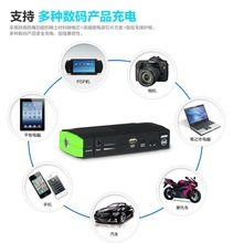 New Products Portable Car Jump-Starter, OEM Orders are Welcome