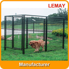 large outdoor wholesale welded panel dog cages decorative