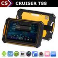 Cruiser T88 carregador de carro ip67 1.2 GHz andriod 3 G 7 polegada comprar robusto tablet pc uk
