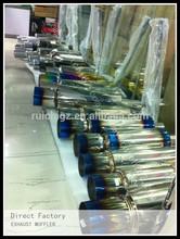 Direct Factory Stainless Steel Car Exhaust Muffler