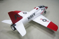 EPO foam material 4CH RC airplane model