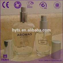 hot sale aroma 50ml 100ml boston round glass bottle for perfume