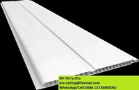False ceiling PVC stretch panel groove model China factory