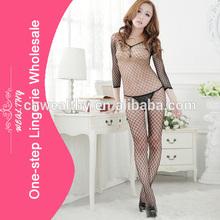Popular Diamond Fishnet Ladies Body Stocking