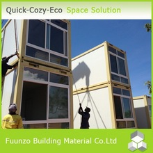 Easy To Install Decorative Prefab Hot Sale House As Office
