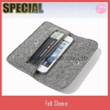 Felt mobile phone cover,felt cell phone case for phone 6