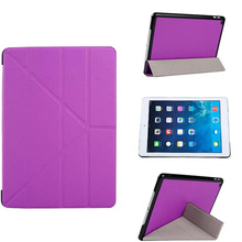 For Ipad 6 Case,High Quality Folio Leather Cover Case For Ipad 6/air 2