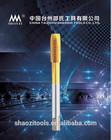 Carbide TIN TICN TiAIN Machine Taps