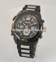 2014 top quality digital & quartz men's big watch from China