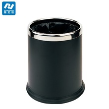 Hot Sell Metal Wastebasket/ small garbage bin