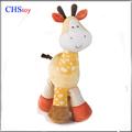 chstoy venta caliente la jirafa de peluche de juguete