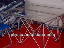 2014 RP Cheap Modular Aluminum Stage,Aluminum Quick Stage Scaffolding