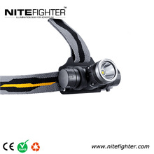 Nitefighter Delta310 battery powered T6 neutral white 550 lumen waterproof LED headlamps
