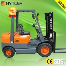 Hot sale japanese engine isuzu engine 3ton Diesel Forklift Truck/forklift battery prices