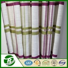 2015 New curtain product check design yarn dyed curtains for home decor