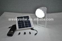 Ce 2012 Portable Small Solar Lighting System Sresky For Decorating