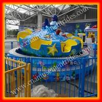 Amusement parque de atracciones kids entertainment equipment nutella go