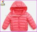 2015 mode gros manteau d'hiver pour garçon