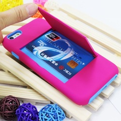 card holder accessories phone case for Ipone 6 PLUS