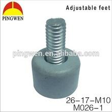 2014 China modern classic adjustable height folding metal legs
