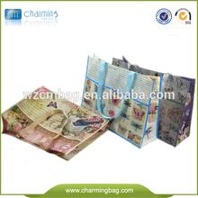 Factory made cheap easy carry shopping bag non woven bag