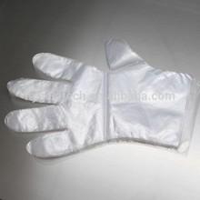 Disposable HDPE/LDPE PP/PE plastic glove