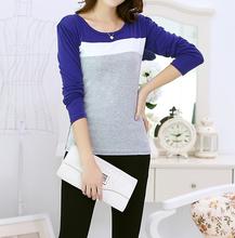 Cheap custom cotton oversized tshirt wholesale women