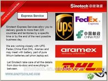 UPS DHL FEDEX TNT EMS express shipping forwarder Shenzhen to Germany