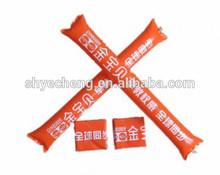 New design eco printed advertisement hand fan sticks
