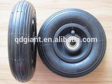200x50mm Wheelbarrow Rubber Tyre/Tire (Hihg Rubber Content)