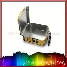 Children Pencil Tin Box Metal Pen Packing CD-208