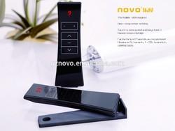 remote control fm transmitter mobile phone for curtain motor / tubular motor roller blind / Venetian blind