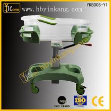 YKB005-Y1 Hot!!! Hospital Baby Crib