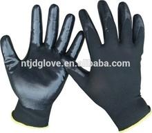 Nitrile work glove