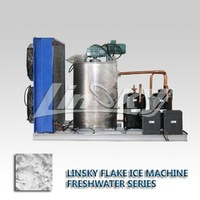 food processing, fishing industry flake ice machine, scale ice machine