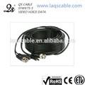 cable coaxial 5c2v 75 ohm rg6 tipo de cable de alimentación xlpe