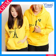 için kıyafetler çiftler uzun baskılı hoodies