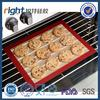 Custom Silicone baking anti-slip mat with fiberglass