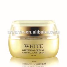 Top quality Intensive natural ingredients Whitening&Lightening kojic acid cream for black skin