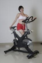 Indoor cycle trainer w/ fluidity flywheel V5 gym equipment/cardio euipment/aerobics fitness euipment