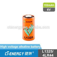L1325F/4LR44 High Voltage Assembled First Power Battery 6V