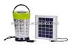 Solar energy home LED lighting