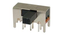 2P2T PCB Horizontal DIP Slide Switch SK-22H03