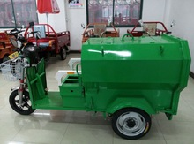 Environmentally friendly electric transport vehicles for public government / for city use