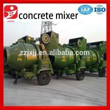2014 hot selling manufacturer mobile mini concrete mixer for sale